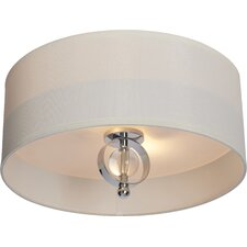 Douglas 2 Light Flush Mount