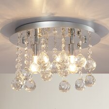 Altman 4 Light Flush Mount