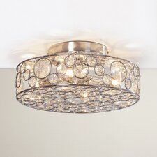 Langella 4 Light Semi-Flush Mount