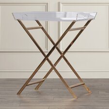Fort Pierce Clinton Acrylic Tray Table
