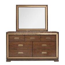 Bradninch 7 Drawer Dresser