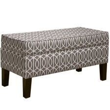 Ruth Upholstered Storage Bedroom Bench