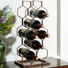McKellen 8 Bottle Tabletop Wine Rack