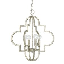 Kirch 4 Light Foyer Pendant