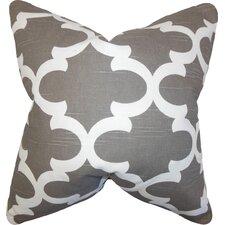 Zeigler Geometric Cotton Throw Pillow