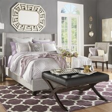 Mackenna Upholstered Panel Bed