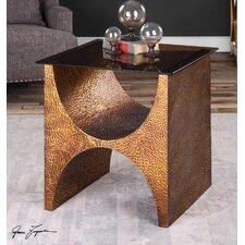 Pasolini Copper End Table