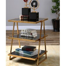 Zwick Glass End Table