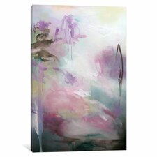 Clothed in Radiant Softness Painting Print on Wrapped Canvas