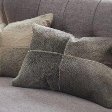 Kirst Decorative Cowhide Throw Cushion (Set of 2)