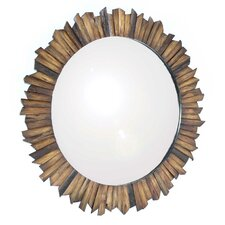 Gild Nature's Reflection Wall Mirror