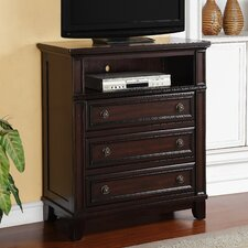 Harwich 3 Drawer Media Chest