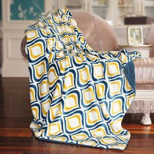 Mystique Flannel Throw Blanket
