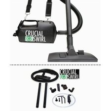Crucial Swirl Powerful Portable Vacuum and Blower