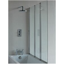 145 cm x 118 cm Bath Screen