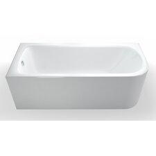 Viride 170cm x 75cm Standard Soaking Bathtub