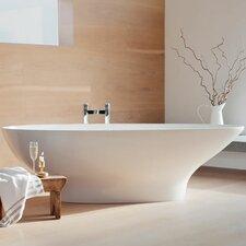 Teardrop 191cm x 81.5cm Freestanding Soaking Bathtub
