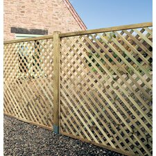 Elite Square Lattice Trellis (Set of 4)