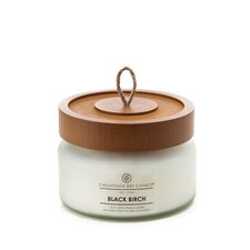 Hertitage Black Birch Jar Candle
