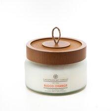 Hertitage Blood Orange Jar Candle