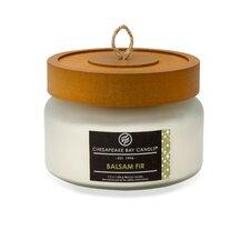 Hertitage Balsam Fir Jar Candle