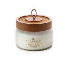 Hertitage Milk & Honey Jar Candle