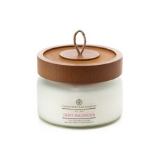 Hertitage Dewy Magnolia Jar Candle