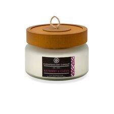 Hertitage Bayberry & Clove Jar Candle