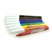 Washable Markers (8 Pack) (Set of 2)