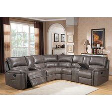 Sacramento Leather Sectional