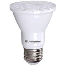 7W PAR20/Medium LED Light Bulb Pack of 6 (Set of 6)
