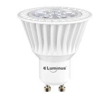 7W (3000K) GU10 LED Light Bulb (Pack of 6) (Set of 4)