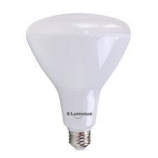 17W BR40/Medium LED Light Bulb Pack of 6 (Set of 6)