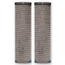 Universal Whole House Carbon Wrap 2-Phase Cartridge (Set of 2)
