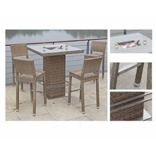 Alvito 5 Piece Bar Set