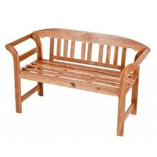 San Jose 2 Seater Acacia Garden Bench