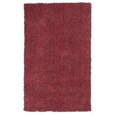 Bliss Red Heather Area Rug