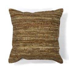 Woven Viscose Throw Pillow