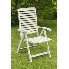 La Plata Folding Dining Arm Chair