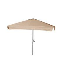 2,3 m x 1,6 m Schirm mit Volant