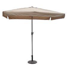 2 m x 3 m Schirm mit Volant