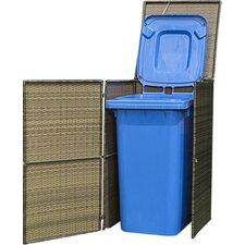 Mülltonnenabdeckung