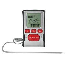 Digitales Braten-und Grillthermometer