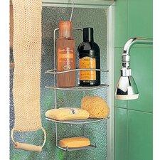 Wandmontierter Duschkorb Onda