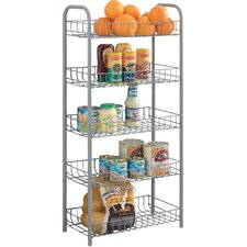 Monaco 5 Tier Storage Rack