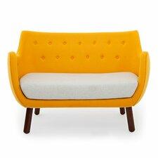 Parlor Mid Century Modern Sofa