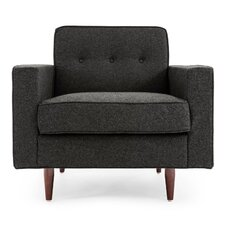 Eleanor Mid Century Modern Arm Chair