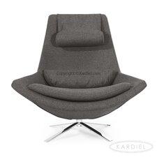 Retropolitan Modern Wing Lounge Chair