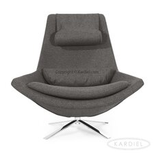 Retropolitan Modern Wing Lounge Chair