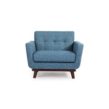 Jackie Mid Century Modern Club Chair